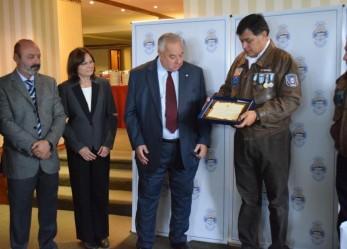 El Centro de Ex Combatientes de Malvinas de Ushuaia entregó presentes a los integrantes de JuFeJus