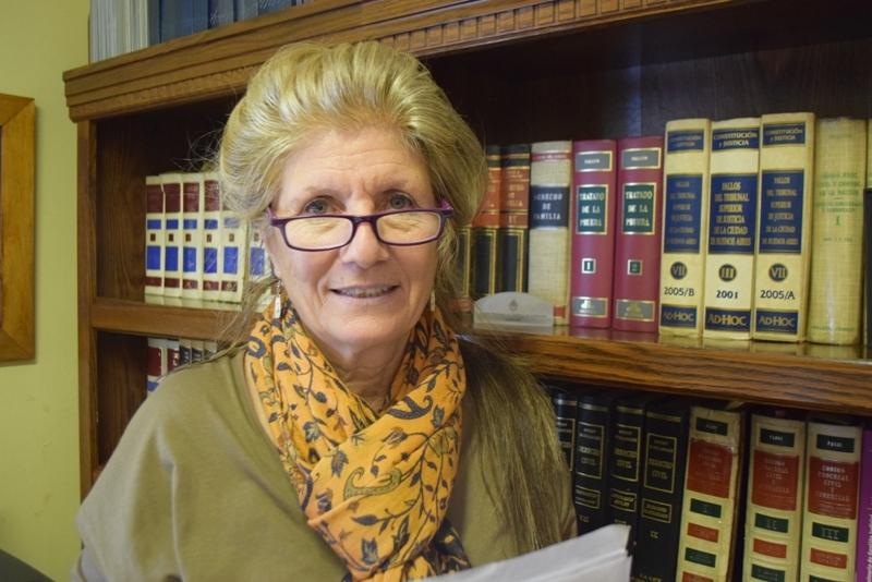 Silvia Vecchi, Directora de la DIAT (2)