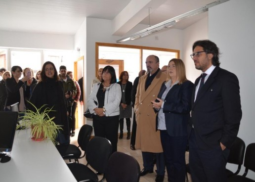 Los Centros de Acceso a Justicia funcionarán en Tolhuin y Ushuaia