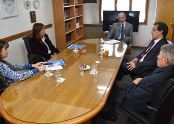 Justicia, Nación y Provincia continúan articulando acciones conjuntas para incrementar el acceso a justicia