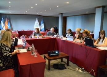 La Red de Escuelas Judiciales sesionó en Ushuaia