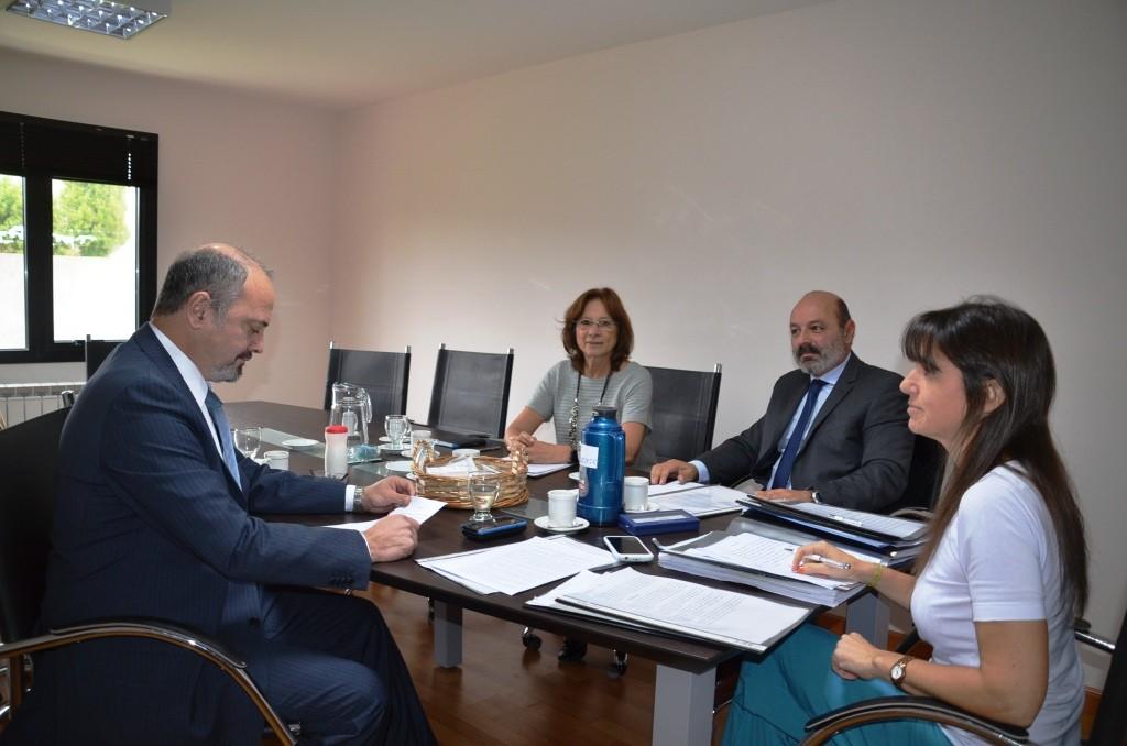 Reunion de Acuerdo en RG