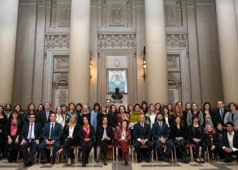 El Superior Tribunal de Justicia participa del Taller de Buenas Prácticas de Acceso a Justicia en Buenos Aires