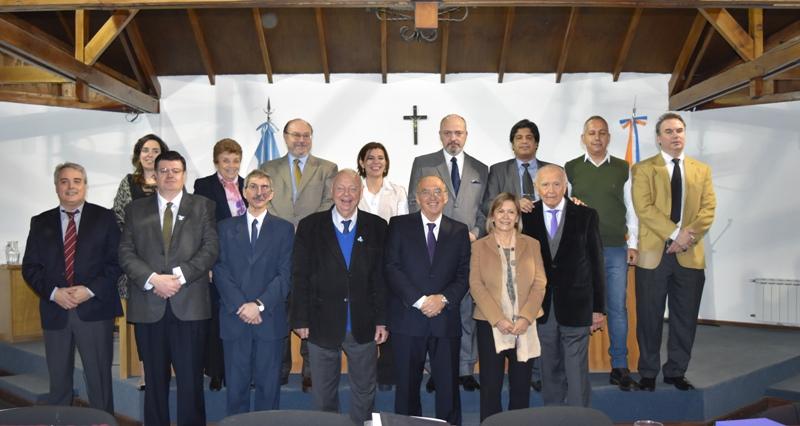 Foto grupal Comisión