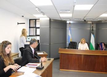 Reforma Procesal Penal: se llevó a cabo la primera audiencia en toda la provincia