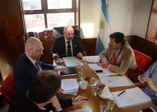 El Doctor Javier Muchnik presidió este martes la sesión del Consejo de la Magistratura