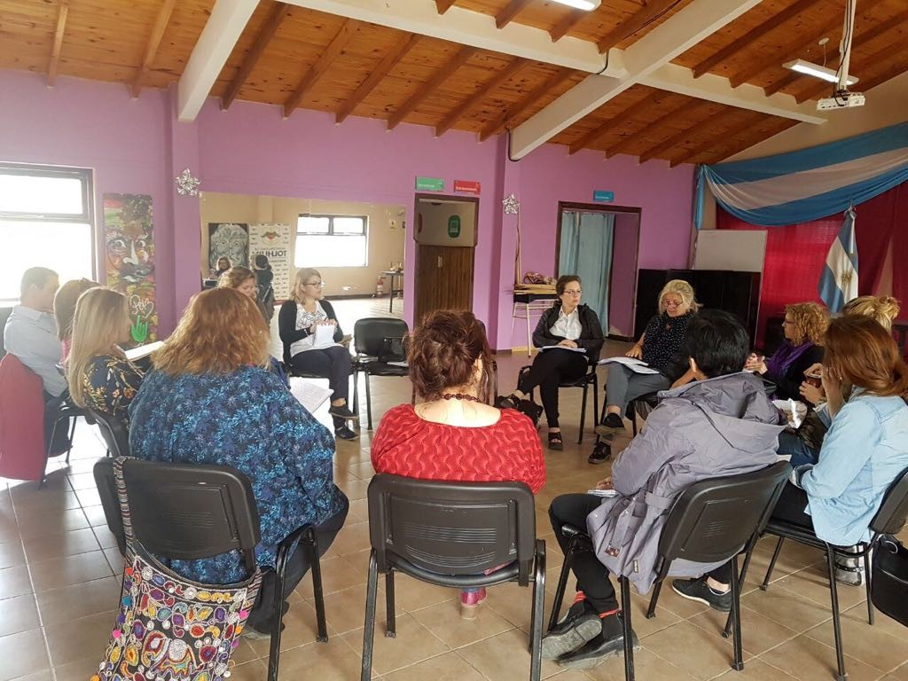 1ra reunion mesa de redes Tolhuin (1)