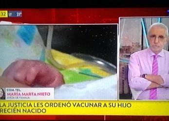 UNA JUEZA DE COMODORO ORDENÓ A LOS PADRES VACUNAR A UNA RECIÉN NACIDA
