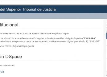 Todas las disposiciones del Poder Judicial desde su creación, a un click