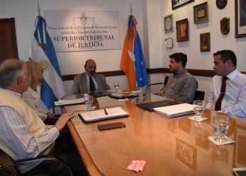 La Comisión de Reforma del Código Procesal Penal avanzó en el tratamiento del borrador del proyecto