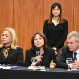 La Dra. María del Carmen Battaini es la nueva Presidenta de la Ju.Fe.Jus