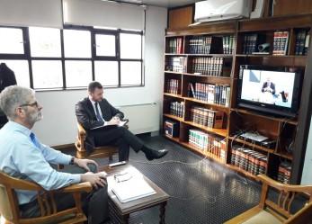 Por videoconferencia, sesionó el Foro Patagónico de los Superiores Tribunales de Justicia
