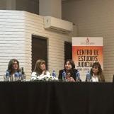 La Doctora Battaini participó del 40º Aniversario del Centro de Estudios Judiciales de Chaco