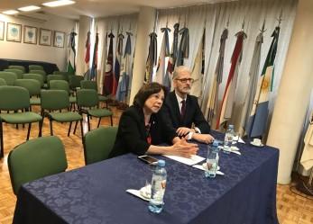 """La Doctora Battaini participó de una jornada preparatoria del """"XIV Congreso Mundial de Mediación y Cultura de Paz"""""""