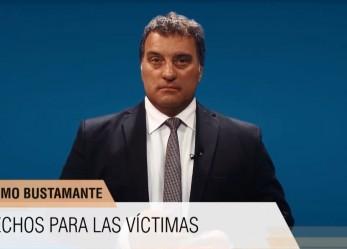 """Video: """"El nuevo Código Procesal Penal incorpora derechos para las víctimas de los delitos"""""""