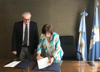 La Ju.Fe.Jus firmó convenio de promoción y difusión de contenidos jurídicos