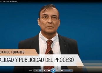 Vídeo: los jueces te cuentan en Nuevo Código Procesal Penal