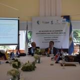 """Battaini mantuvo un encuentro con las autoridades de la """"Comisión Iberoamericana de Ética Judicial"""""""