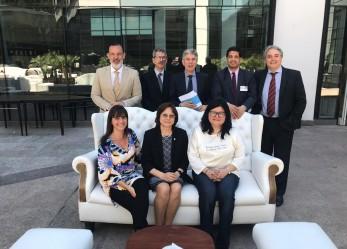 """La Doctora Battaini cerró el Encuentro Nacional """"Reforma de la Justicia Civil en Argentina"""""""