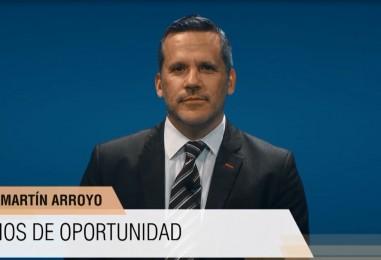Vídeo: El Juez Juan Martín Arroyo explica los criterios de oportunidad en el Nuevo Código Procesal Penal