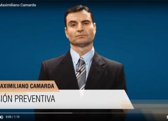 Vídeo: el Juez Camarda explica los alcances de la Prisión Preventiva
