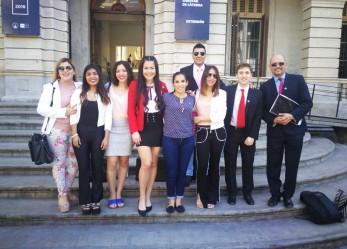 La facultad de Derecho, sede Trelew, entre las mejores del país en Concurso Nacional de Litigación Penal