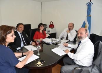 El Superior Tribunal de Justicia realizó su reunión de Acuerdos en Río Grande
