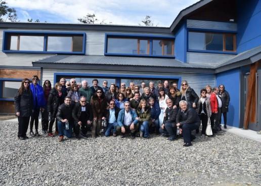 Más de 40 jueces del país sesionaron en Ushuaia y visitaron la nueva Casa de Justicia en Tolhuin