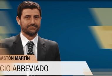 Vídeo: El Juez Gastón Martín explica el Juicio Abreviado