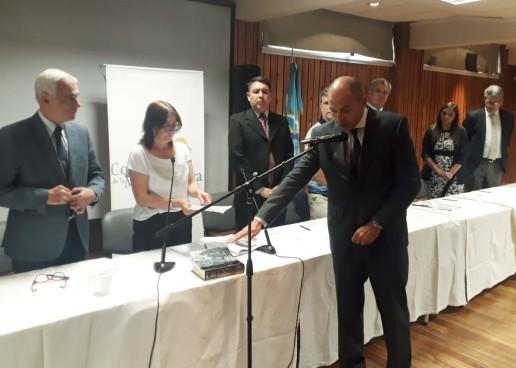 Maglione es el nuevo Presidente del Consejo de la Magistratura
