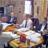 Comenzó la reunión del Foro de Superiores Tribunales de Justicia