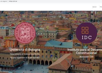 Foro Patagónico: Comienza en forma virtual el Alto Curso de Especialización en Justicia Constitucional y Derechos Humanos